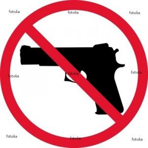 No to Guns