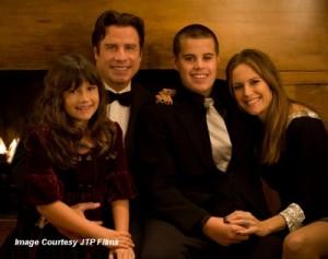 john-travolta-and-kelly-preston-with-daughter-ella-and-son-jett