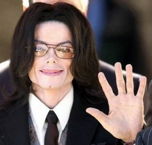 Michael Jackson's body