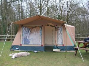 luxury hotel Tent