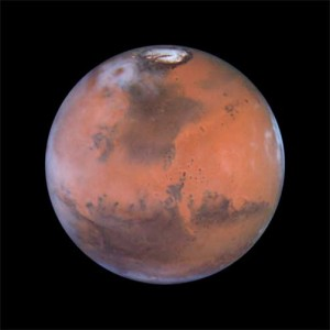 Scientists Identify Lake Shorelines on Mars
