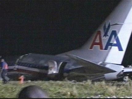 American Airlines Crash in Jamaica