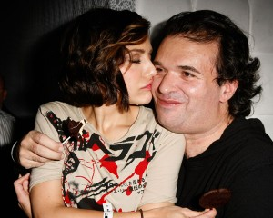 Brittany Murphy and her husband Simon Monjack