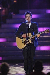 American Idol Winner - Lee DeWyze