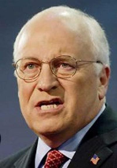 Dick Cheney Hospitalized!