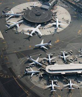 2 NJ men arrested at airport on terrorism charges