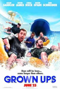'Grown Ups' Trailer HD