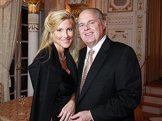 Kate Rogers and Rush Limbaugh