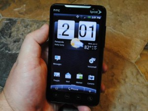Sprint HTC EVO 4G Commercial Debuts on Youtube!