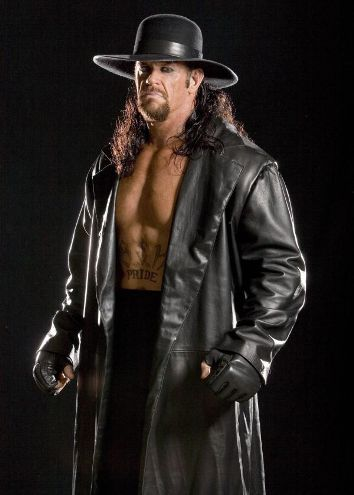 But WWE reports that before the start of the smack down Undertaker