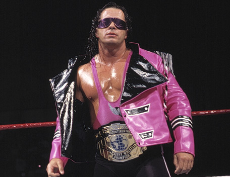 El lado oscuro de la lucha libre (Wrestling) Bret-hart