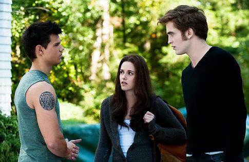 Twilight tops box office!