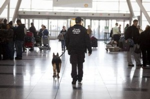 JFK Airport was closed due to a Bomb Scare