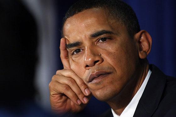 Taking a break - Page 4 Barrack-obama