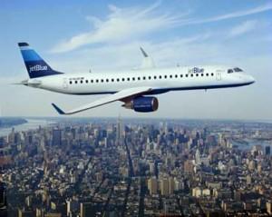 JetBlue flight catches Fire!