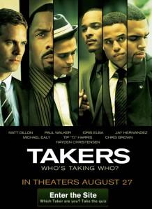 Takers Movie 2010