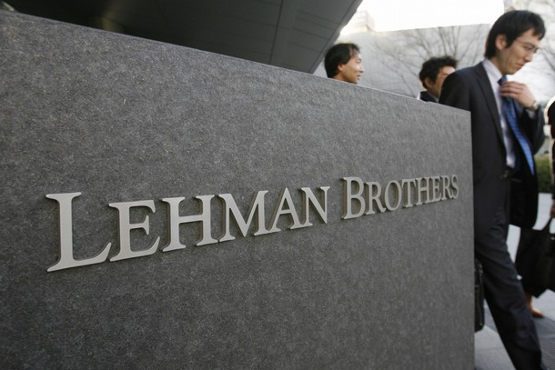 Who wants a piece of Lehman Brothers ?