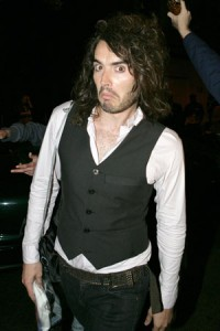 Russel Brand Arrested ?