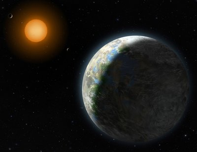 The New Earth, Planet Goldilocks?