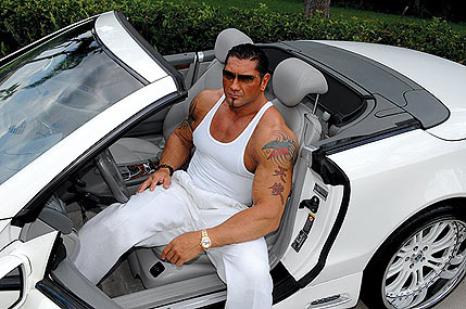 Is Batista returning to WWE? Rumors say 'Yes'. The information
