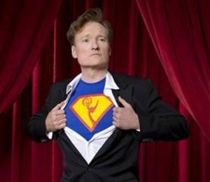 Conan O'Brien is loosing his audiences