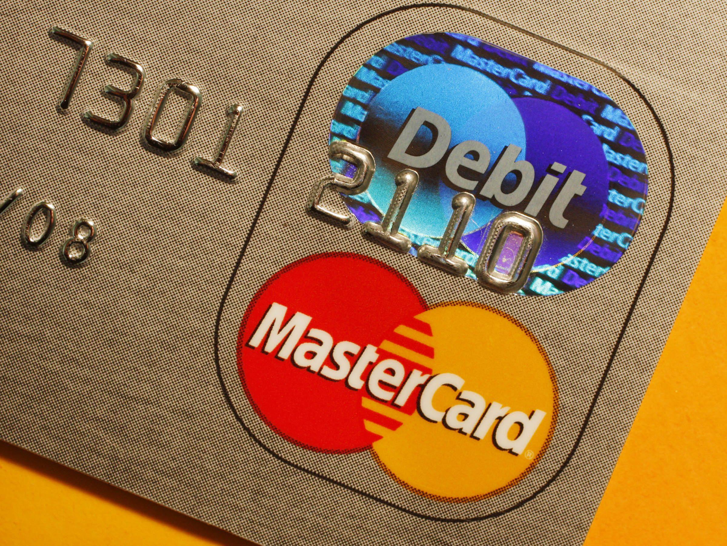 Дебетовая банковская карта