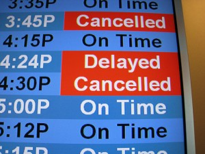 Atlanta Airport Delays
