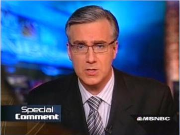 Keith Olbermann leaves MSNBC