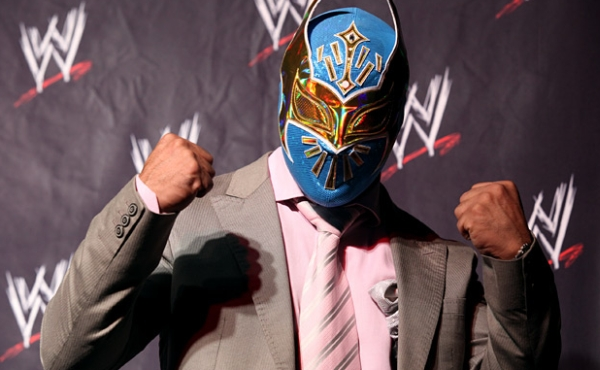 sin cara wwe mask. Upon his signing, Sin Cara