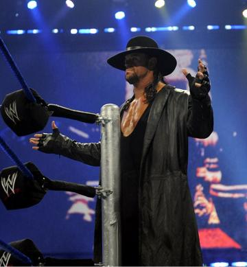 images of undertaker. Undertaker is remained