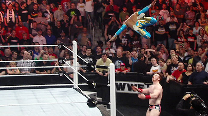 sin cara. Sin Cara has made the most
