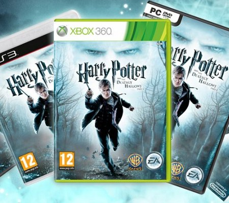 harry potter and the deathly hallows part 2 video game trailer. Harry Potter and the deathly