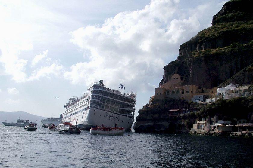 Pics Photos  Cruise Ship Accident