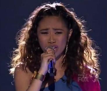 Jessica Sanchez American Idol image