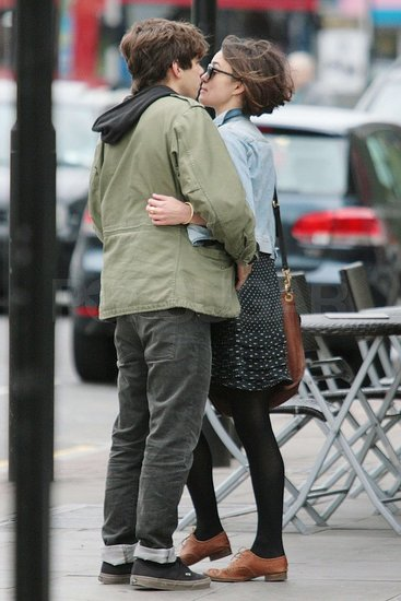 Keira Knightley Engaged to James Righton
