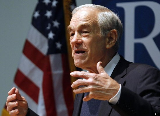 Ron Paul to end campaign