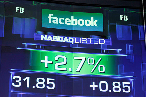 Facebook stock recovers after 3 day loss