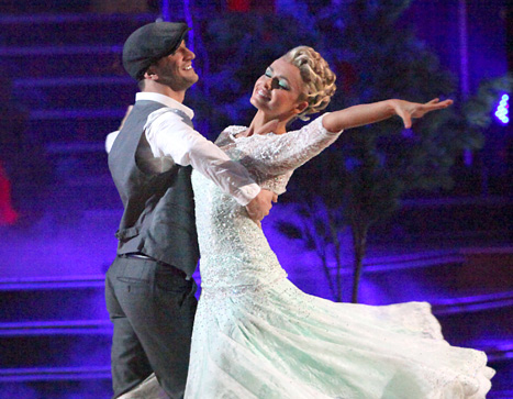 Dancing with the stars finalists 2012