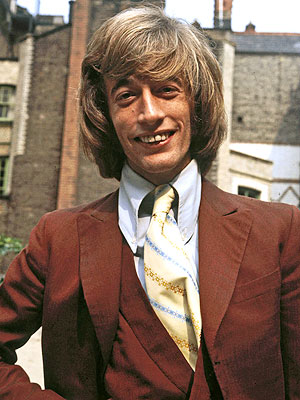 Robin Gibb of the Bee Gees Dead at 62