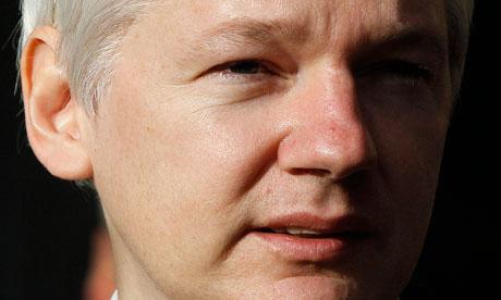 Julian Assange Seeks Asylum In Ecuador