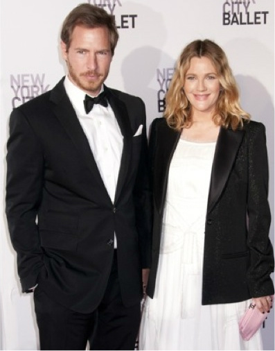 Will Kopelman and Drew Barrymore are man and wife