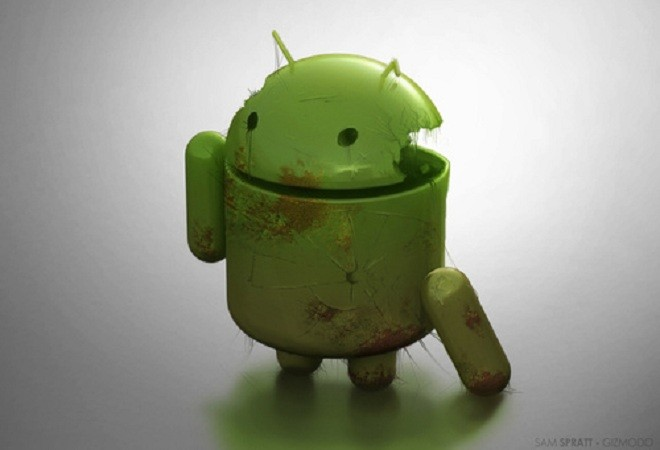 Android smartphone sales sink in U.S. for fourth consecutive month