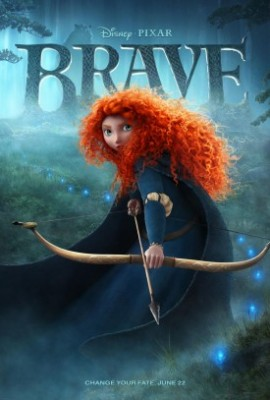 Brave Shoots Down Abraham Lincoln, Will Capture #1 Spot at Weekend Box Office