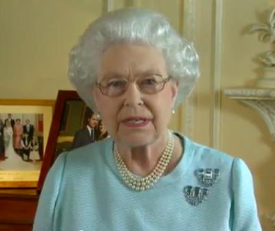 WATCH: Queen Elizabeth Posts Official Diamond Jubilee Video Message