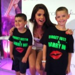 Selena Gomez Launches New Perfume, Meets Possible New Suitors (PICS)
