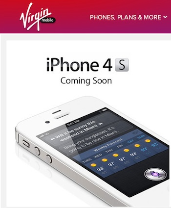 Virgin Mobile gets iPhone for $549, $30 per month