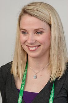 Yahoo! Appoints Marissa Mayer Chief Executive Officer