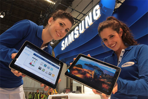 Samsung loses bid to lift ban on U.S. tablet sales