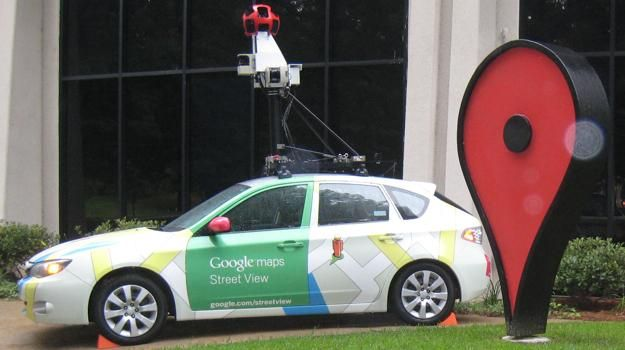 Google just happens to find Street View data it was supposed to have deleted