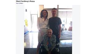 Florence Detlor, Oldest Facebook User at 101, Meets Mark Zuckerberg, Sheryl Sandberg